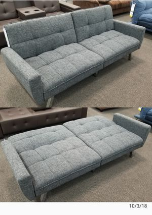 Brand New Sofa Bed Sleeper Couch Grey Sleeper For Sale In Los