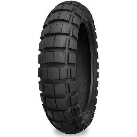 Shinko 87 4707 805 Series Rear Tire 120 90 18 Dual Sport Motorcycle Dual Sport Motorcycle Tires