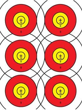photograph relating to Printable Archery Targets called Aim (Printable) Goals (printable) Bow seeking
