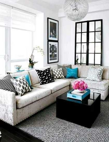 34+ Salas modernas pequenas trends