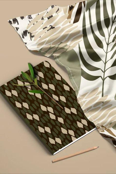 Tropical Safari camo pattern