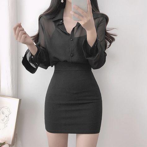 Girl simple clothes idea