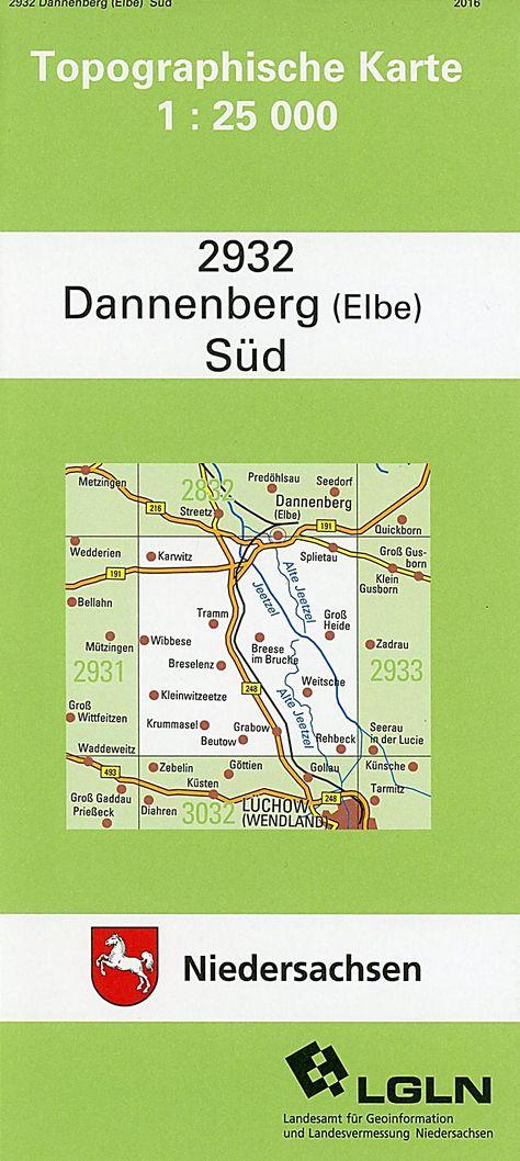 Landkarte Von Brandenburg Brandenburg Landkarte Karten