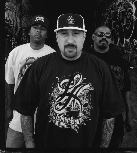 Cypress Hill - For when I'm feeling a little Insane in the membrane.
