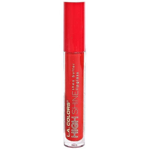 L A Colors Dynamite High Shine Lipgloss 11 Sar Liked On
