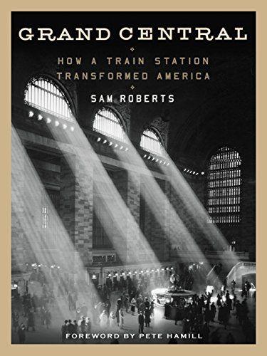 Grand Central How A Train Station Transformed America Trainstation Railroad Affiliate Grand Central Station Train Station Grand Central Terminal