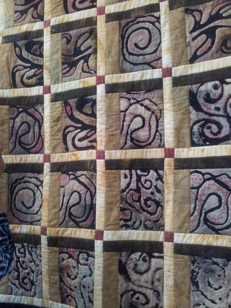 Stitch Your Soul: Festival of Quilts 2013