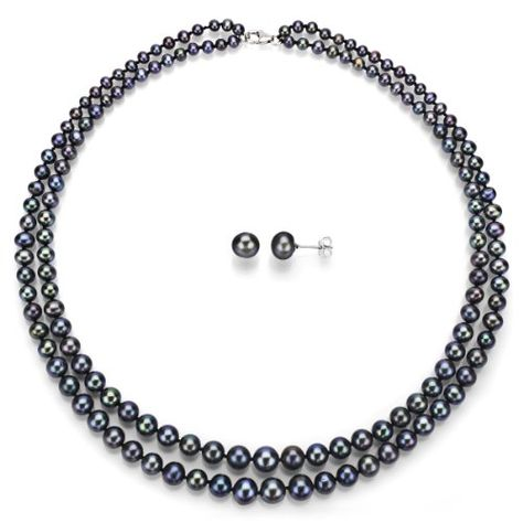Magnetic Therapy Bracelet//Anklet Goldtone Beads Wrap Around Simulated Hematite WA-G1
