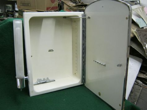 vintage bathroom medicine cabinet with lights   1940s