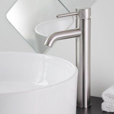 Aquaterior Single Hole Bathroom Faucet Vessel Sink Faucet Bathroom Faucets Single Hole Bathroom Faucet