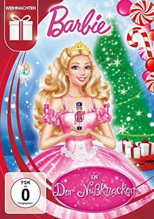 Barbie In Der Nussknacker Dvd Barbie Puppen Geschenkideen Geschenk Madchen Kinder Zu Weihnachten Geburtstag Kindergeb Nussknacker Weihnachten Barbie Barbie