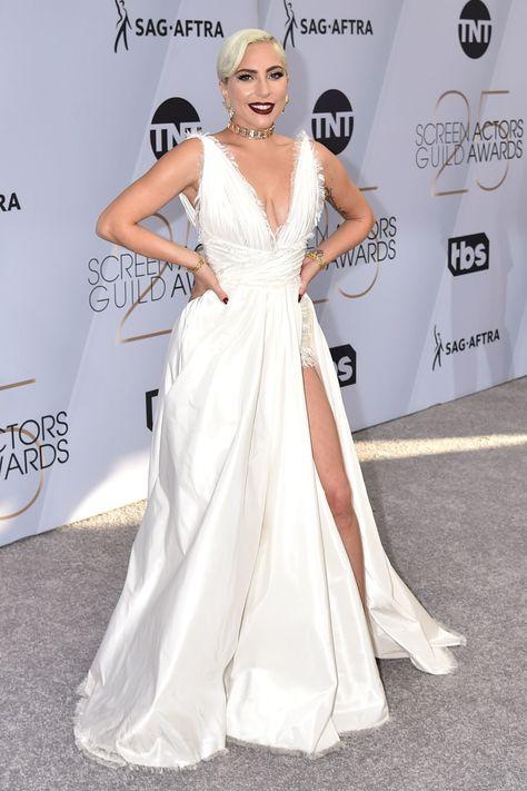 58481d2798c Les secrets de la robe blanche Dior haute couture portée par Lady ...