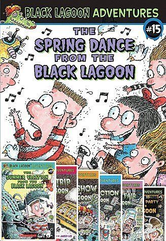 The Complete From The Black Lagoon Adventures Set Books 1 27 The Class Trip From The Black Lagoon The Talent Show From Class Trip Black Lagoon Science Fair
