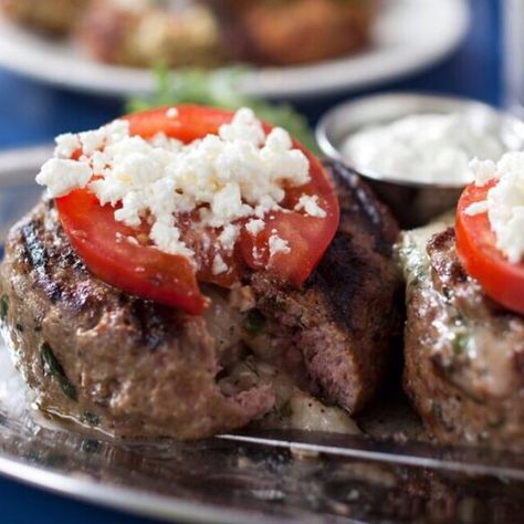 bifteki gemisto recept
