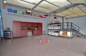 Beautiful Garage Done By Global Garage Flooring Design