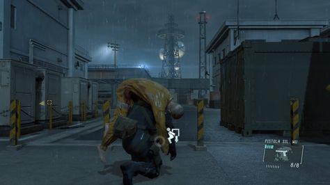 Pin En Metal Gear Solid V Ground Zeroes