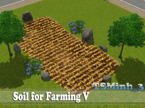 A new Terrain Paint made by Found in TSR Category 'Sims 3 Terrain Paints'