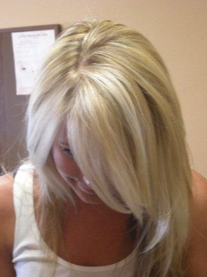Blonde on Blonde Highlights... For those who don't have blonde like mine