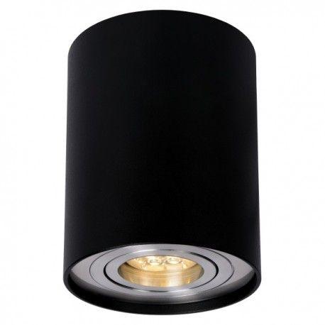 Lampa Natynkowa Tubka Tuba N T Ivo 1b Al Ruchoma Czarny Alu Ozzo Lamp Tuba Wall Lights