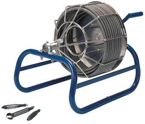 Spring Machine Drain Openers Drain Cleaner Plumbing