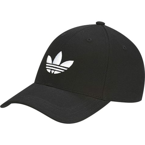 adidas Originals Caps light grey ❤ liked on Polyvore featuring accessories 45f8b2bf877
