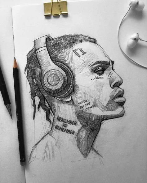 Pencil Sketch Artist Ani Cinski | Drawing | ARTWOONZ