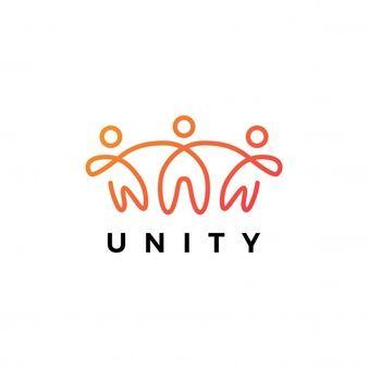 People Human Together Family Unity Logo Icon Illustration Unity Logo Joy Logo Teamwork Logo