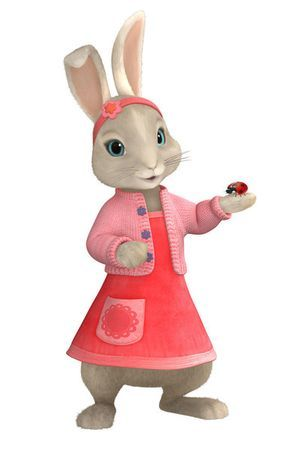 Lily Bobtail S Gallery Peter Rabbit Pictures Lily Bobtail Peter Rabbit Characters