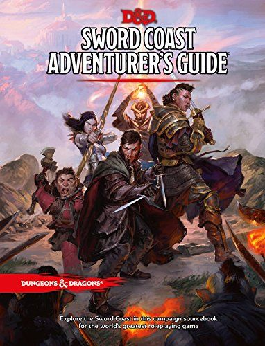 Download Pdf Epub Sword Coast Adventurer S Guide Dungeons