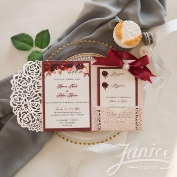 Pin On Wedding Invitations Wedding Announcements