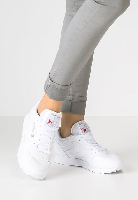 CLASSIC Sneakers laag white | Gympen | Pinterest