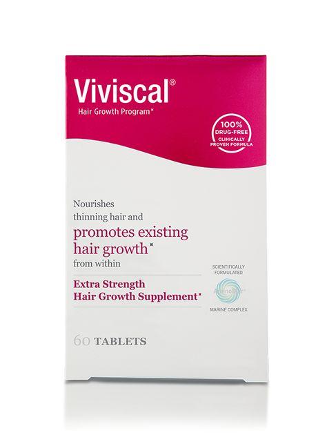 Hair growth vitamin for women | Viviscal Extra Strength