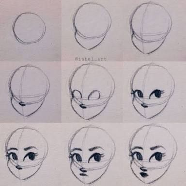 Resultado De Imagen Para Dibujos Tumblr Desenhos De Rostos