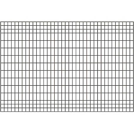 Origin Point 48 In H X 71 In W Euro Fence Panel At Tractor Supply Co Fence Panels Steel Fence Panels Fence