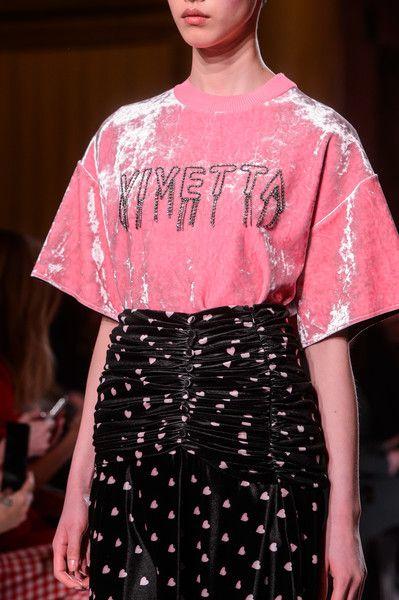Vivetta, Fall 2018 - The Most Breathtaking Runway Details From Milan Fashion Week Fall 2018 - Photos