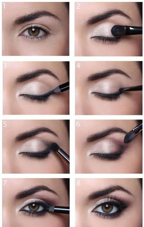 How To Do Proper Eye Makeup For Party