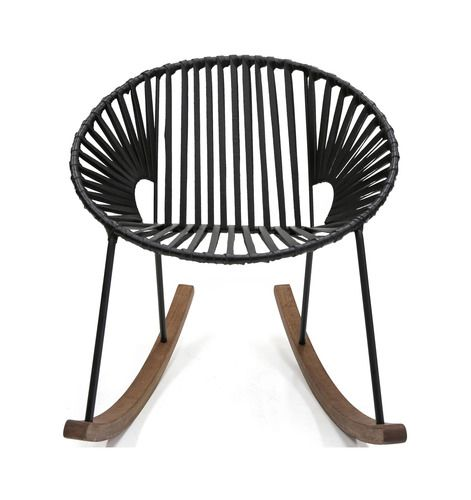 Excellent Ixtapa Rocking Chair Leather In 2019 Landscape Chair Pdpeps Interior Chair Design Pdpepsorg
