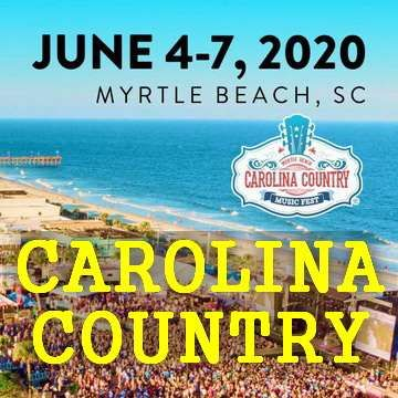 Myrtle Beach Country Music Festival 2020.2020 Carolina Country Music Festival Jun 4 2020 Myrtle