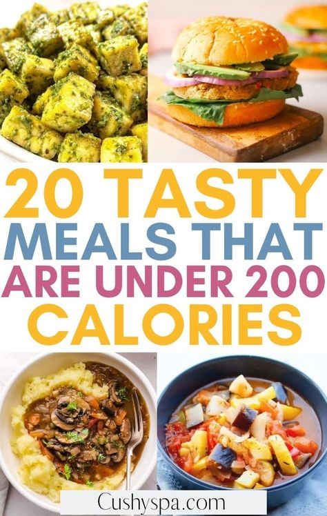 Healthy Low Calorie Dinner, Healthy Low Calorie Meals, No Calorie Foods, Healthy Recipes For Weight Loss, Healthy Dinner Recipes, Diet Recipes, Healthy Dishes, Healthy Weight, Healthy Recipes Low Calorie