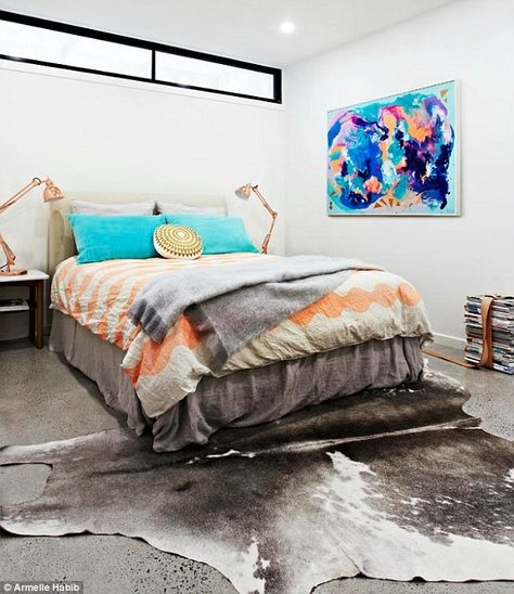 Be my guest: Rebecca Judd gives fans a glimpse of her second guest room in her…
