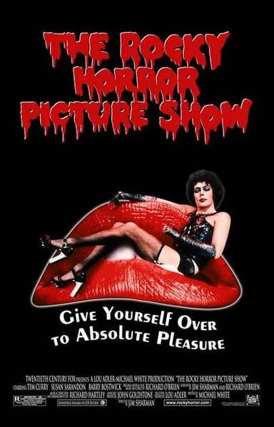 Get This Awesome Rocky Horror Picture Show Poster And Give Yourself Over To Absolute Pleasure The Best D Rocky Horror Picture Horror Picture Show Rocky Horror