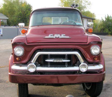 1957 Gmc 370 Coe 2 Ton Truck 57 Chevy Trucks Chevy Trucks Trucks