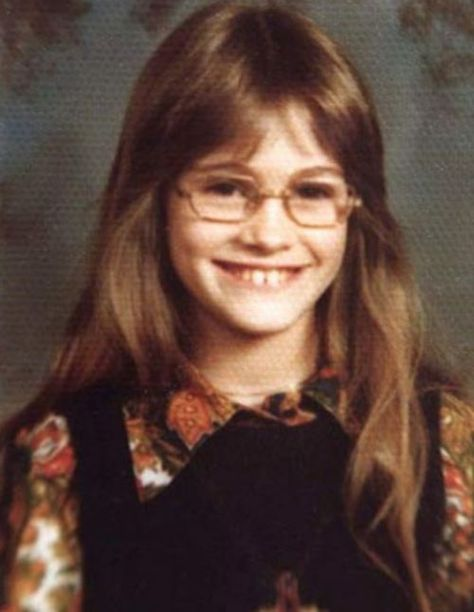 Julia Roberts... Proof that there is always hope. Even Julia Roberts went through an awkward phase.