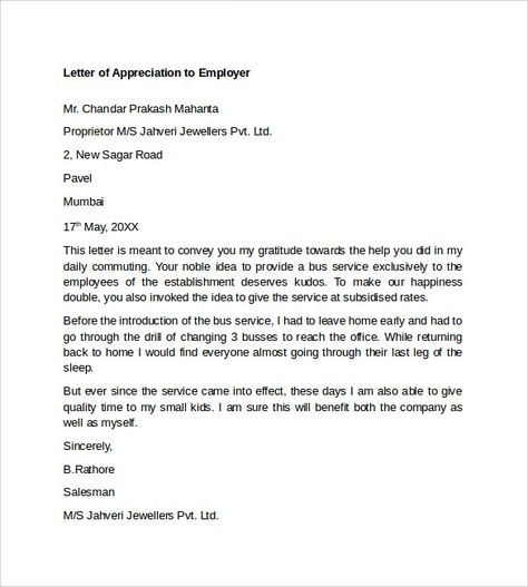 25+ beste ideeën over Appreciation letter to boss op Pinterest - appreciation letter