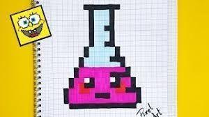 Resultado De Imagen Para Pixel Art Dibujos En Cuadricula