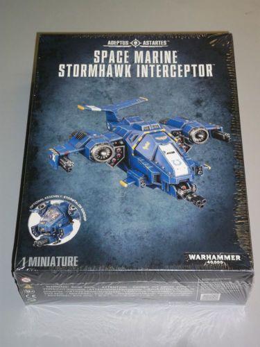Warhammer 40K Space Marines Stormtalon Gunship New Sealed LAST ONE