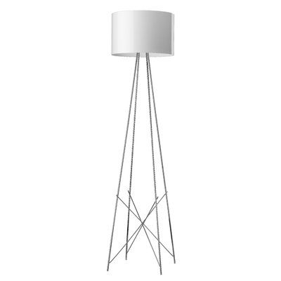 Flos Ray Floor Lamp Finish Bulb White Painted Metal 150w Halogen Color White Model F1 50 4 White Floor Lamp Floor Lamp Contemporary Floor Lamps
