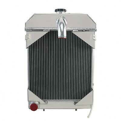 Sponsored Ebay Vta2688 Aluminum 4 Rows Radiator For Case International Va Vac Vai Vao Vah International Harvester Tractors