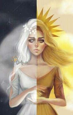 """Acabo de publicar """" tu la luna yo el sol """"de mi historia """" poena el sol y la luna """"."""