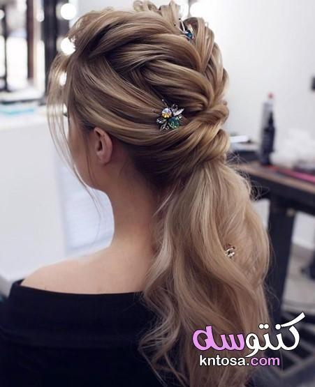 للمناسبات تسريحات للبنات2021 تسريحات للشعر الطويل بسيطة تسريحات شعر طويل طريقة عمل Prom Hairstyles For Long Hair Mohawk Braid Styles Pretty Hairstyles